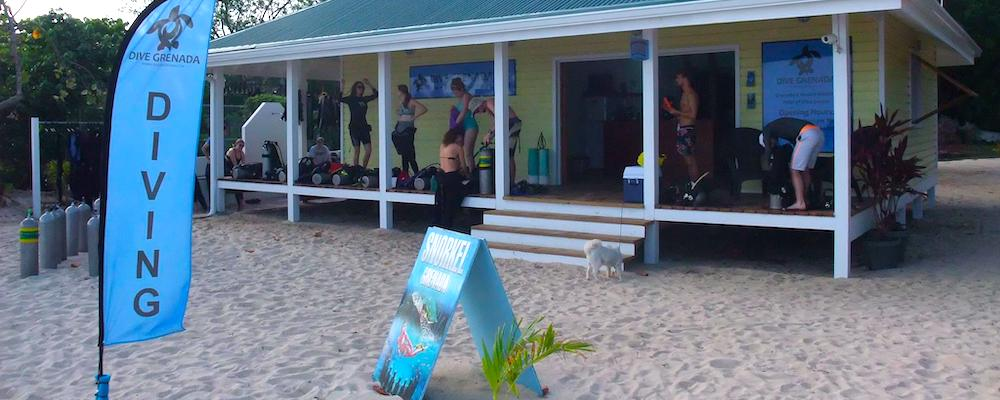 PADI Divemaster Courses at Dive Grenada